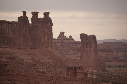 Arches National Park Driving Tour