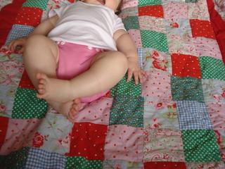 little O's quilt