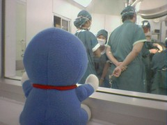 My Old Memories (1) - 5 Years Ago In Operative Room / ถ่ายเมื่อ 5 ปีก่อน