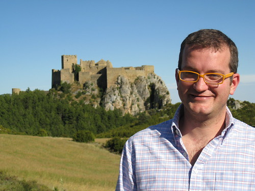 Kai Hendry in Aragon