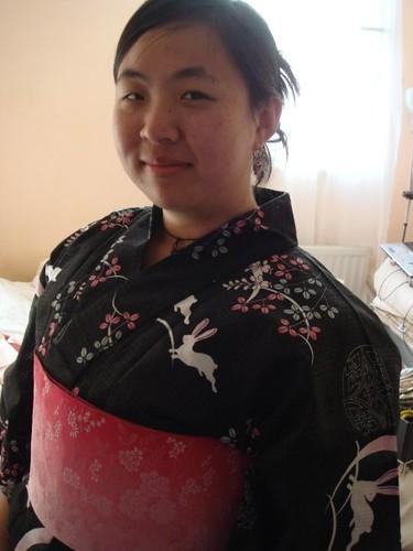 Yukata Picnic (Mich's Cam)