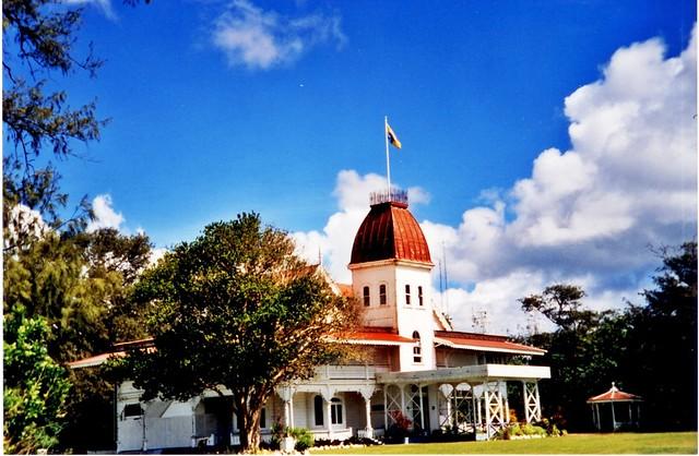 Tonga - Palace, Nuku'alofa 1