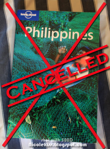 cancelled philippines trip