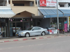 ford thailand mustang laos vientiane