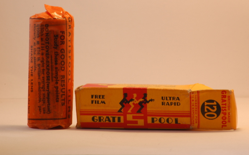 Ilford photo light box