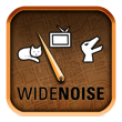New WideNoise Icon