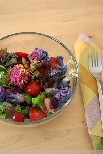 true colors salad