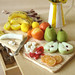 MIniature Fruit Salad Preparation Board