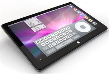 Apple Tablet Rumors Intensify 1