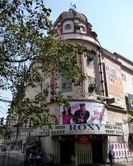 Roxy Talkies - Kolkata (Calcutta), India (John Meckley) Tags: india cinema building art heritage architecture modern movie asian hall asia theater theatre indian historic artdeco roxy deco kolkata calcutta westbengal talkies cinemahall roxycinema roxytalkies