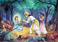 Art Of Ramayan - ISKCON desire tree 014 (ISKCON Desire Tree) Tags: art ram ravan iskcon lakshman ramayan ramayanart sitahanuman
