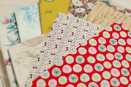 Fabrics from the U.S.