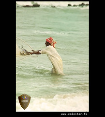 In cross-examination, as in fishing, nothing is more ungainly than a fisherman pulled into the water by his catch (Xploiтєя ™) Tags: world city travel blue friends pakistan light sea summer vacation copyright holiday fish storm black green eye art love beach me festival photoshop geotagged fun photography idea fisherman nikon asia king heart you magic © captured master passion karachi caught atif mubarakvillage charnaisland thesuperbmasterpiece xploiter saariysqualitypictures nikoncorperation