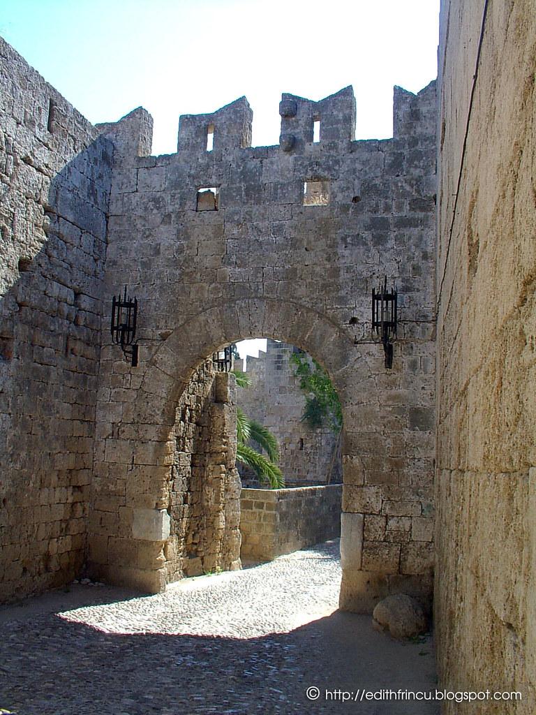 Orasul medieval Rodos 1