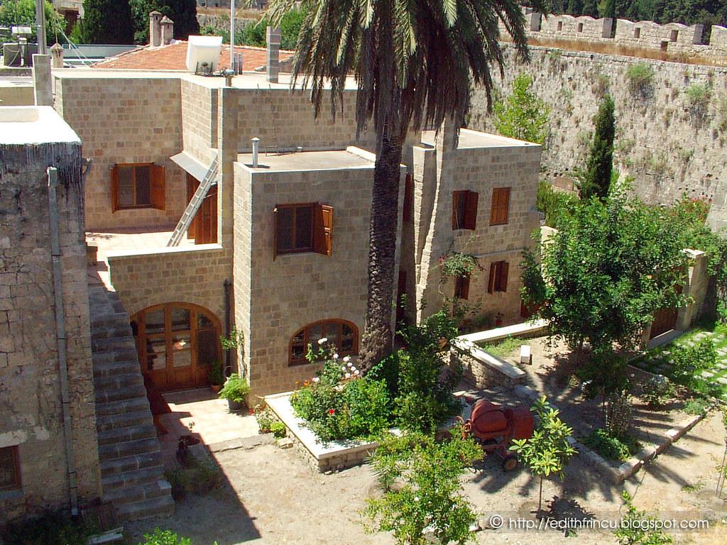 Orasul medieval Rodos 7