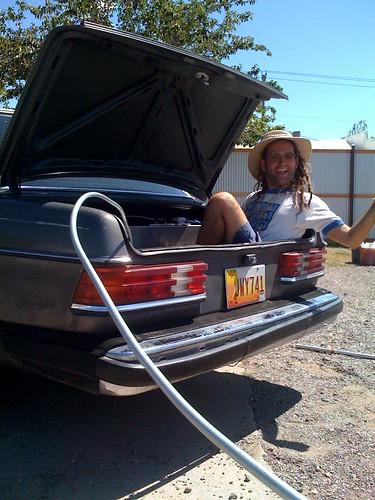 Grease car repair Day 3