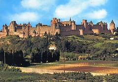 930628 Carcassonne (rona.h) Tags: france june 1993 cacique canaldumidi ronah