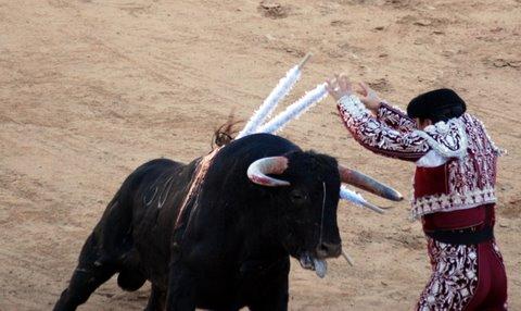 Corrida de Toros Feria Melilla 2009 091