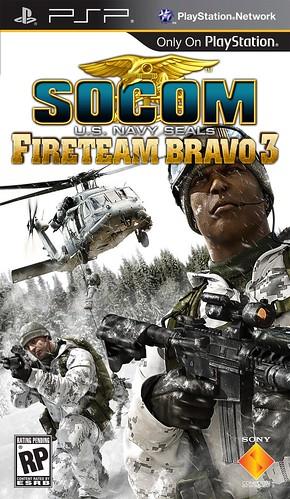SOCOM Fireteam Bravo 3 packfront