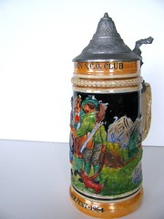 Vintage Oktoberfest Beer Stein from 1964 (Jellyfish Junk) Tags: autumn fall cup vintage germany harvest housewares oktoberfest german mug stein serving homedecor collectibles