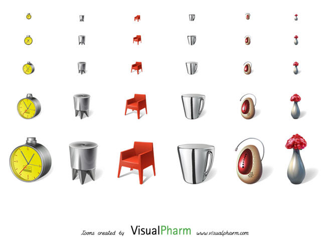 Philippe Starck Icons
