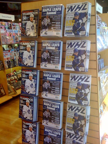 Maple Leafs Annual on sale - Ancaster