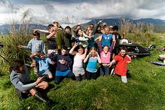 South Westland Area School Crew! (A Day at the Beach :: West Coast Adventure Festiva) Tags: day21 harihari adayatthebeach
