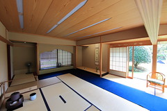 Japanese traditional style interior design / ()() (TANAKA Juuyoh ()) Tags: old architecture japanese design high ancient interior room traditional style hires tatami resolution  5d hi residence res  markii kakejiku               canonef14mmf28liiusm