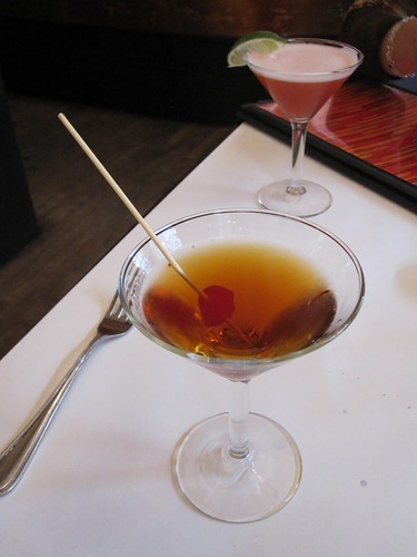 The Perfect Manhattan at Holder's
