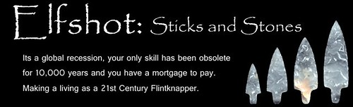Elfshot Sticks and Stones blog banner