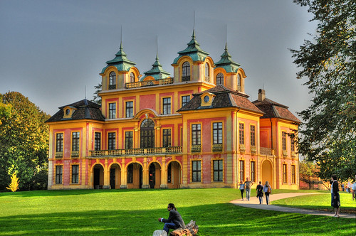 Baroque Castle