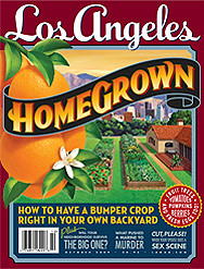marina del rey garden center featured in october homegrown issue of los angeles magaizine