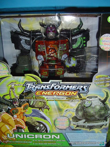 Unicron Energon Unicron-Class Transformers 001