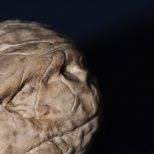 Walnut face