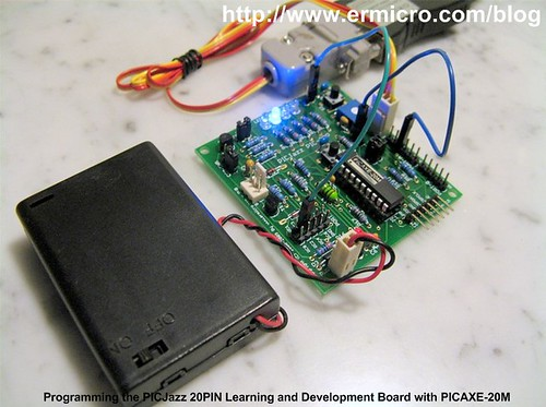 PICJazz 20PIN Learning and Development Board (4)