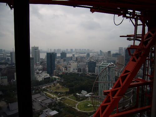 お台場方面@東京タワー