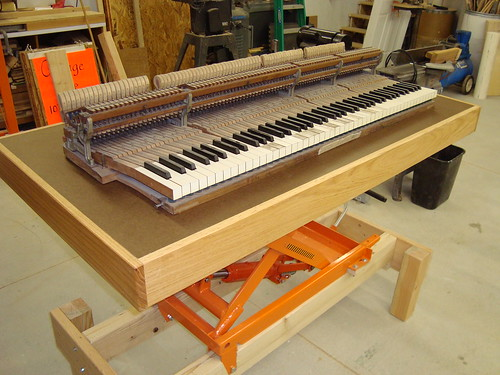Adjustable Height Workbench Assembly Table Duane