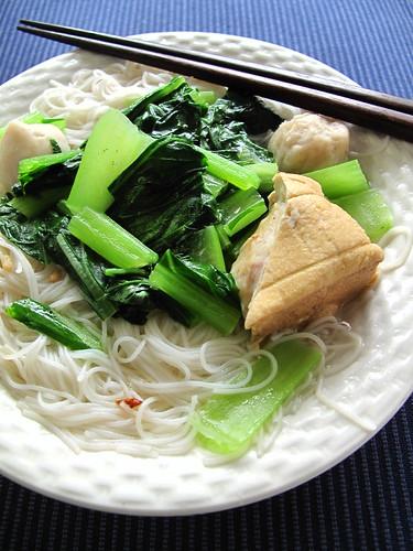 IMG_4196 Soup Beehoon , 米粉汤