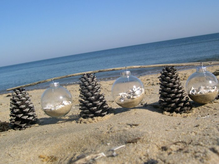 beach ornaments