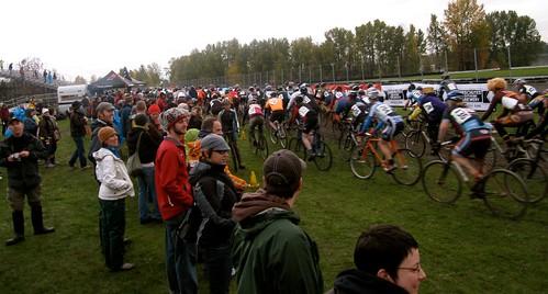 SSCXWC: Field Sprint