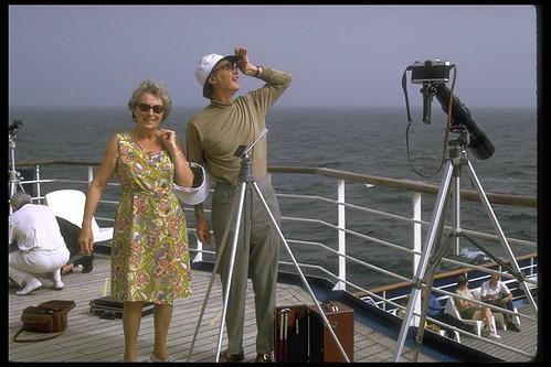 Olga Lowman and Gerry Foley on Massalia