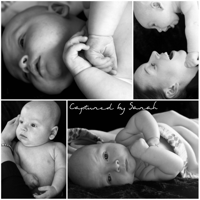 Landon 3 mo Collage