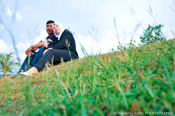 Azhar & Nor Haiyu