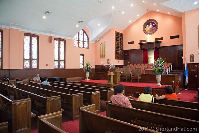 Martin Luther King Jr.'s church