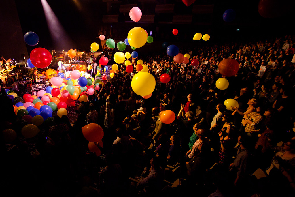 Sufjan Stevens: SO MANY BALLOOONS