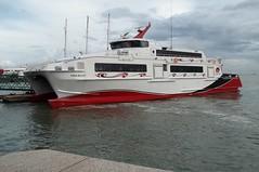 Trinidad water-taxi 1 (Starjack30) Tags: water ferry boat taxi catamaran portofspain trinidadtobago austal