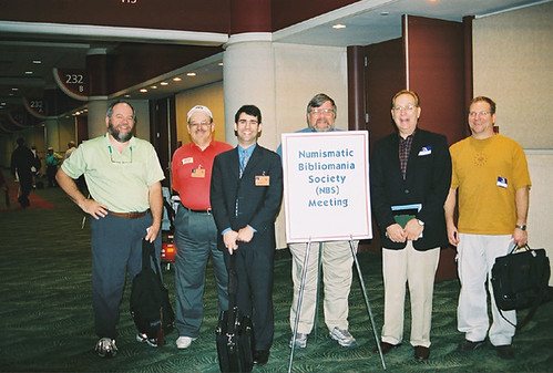 George Fitzgerald and others at FUN 2004