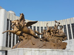 Mangyongdae School Children's Palace - Pyongyang (mikestuartwood) Tags: asian asia north korea communist communism korean socialist socialism northkorea dprk dpr northkorean dprkorea dprkorean