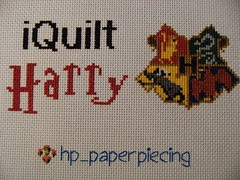 iQuilt Harry close-up
