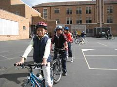 Rigler Bike Club, Spring 2009